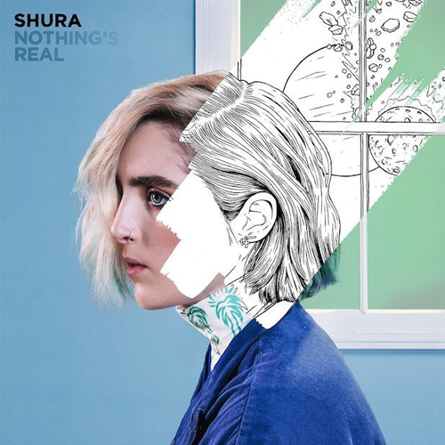 Copertina Shura Nothing is real